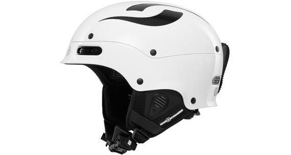 Sweet Protection Trooper Helmet Gloss White